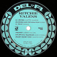 Richie Valens on Del-Fi