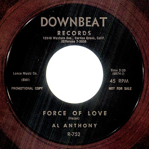 Force of Love record label
