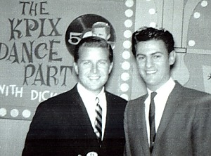 Al and Dick Stewart at KPIX